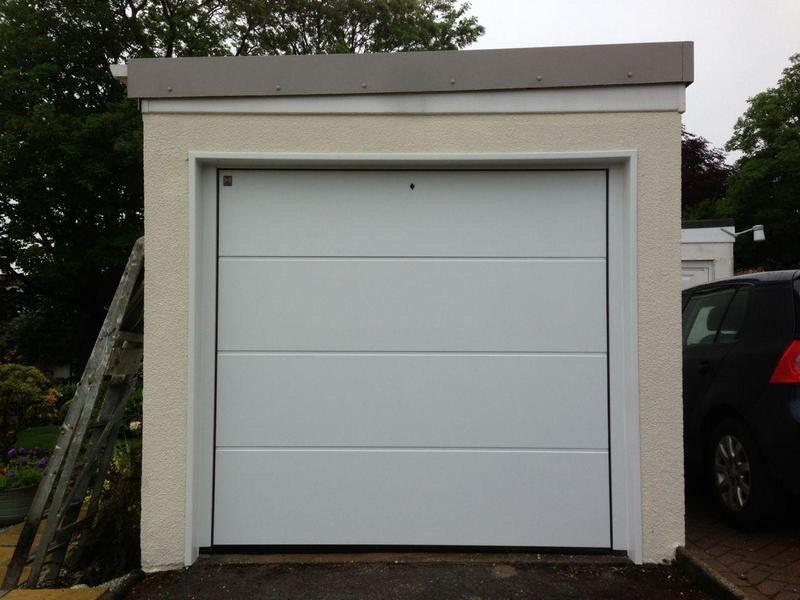 Merveilleux Hormann LPU40 Single Garage Door NEW.