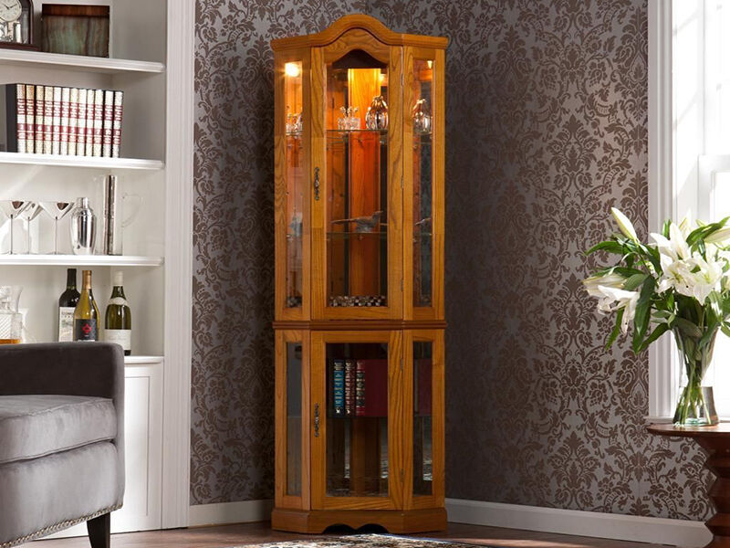 Guides. How to Build a Curio Cabinet