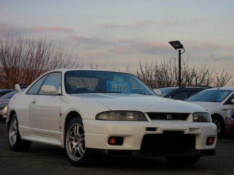 1996 Nissan Skyline R33 2.6 GTR V SPEC N1 JDM MODEL