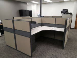 Cubicles And Partition Panels