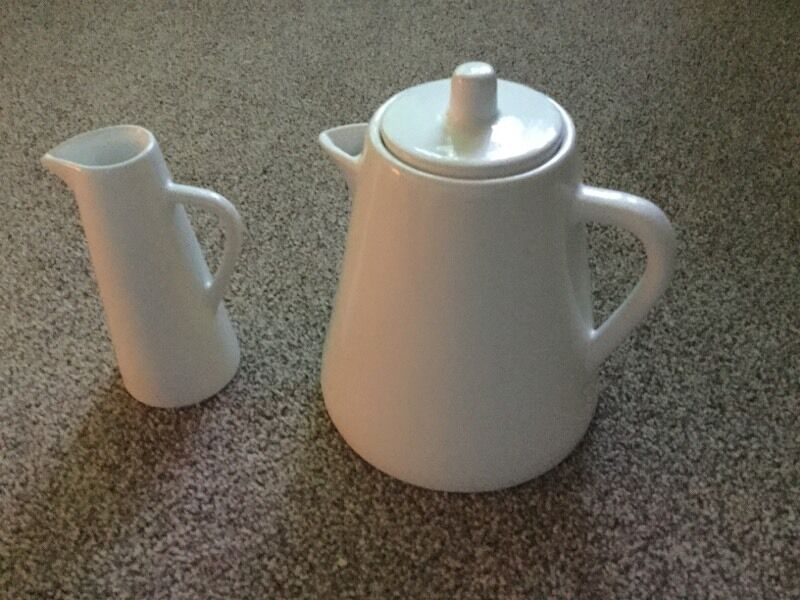 John Rocha tea/coffee pot and jug new lower price & John Rocha tea/coffee pot and jug new lower price | in Sunderland ...