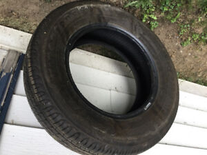 Tires X4 205/70R15 Were On Honda CRV Used Only One Season!