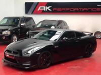 2010 Nissan Gt R 3.8 V6 Black Edition 2dr LITCHFIELD STAGE 4.5 800 BHP