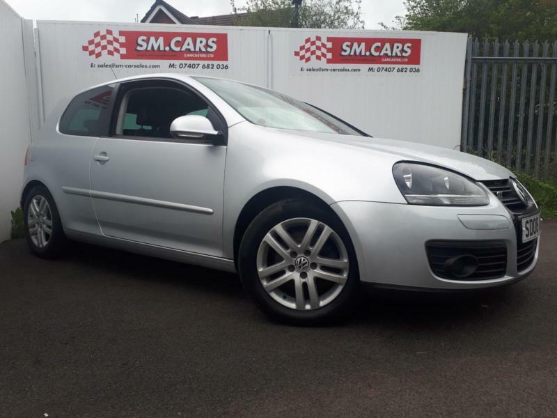 2008 08 VOLKSWAGEN GOLF 2.0 TDI GT SPORT 140 3 DOOR.FINANCE AVAILABLE.2