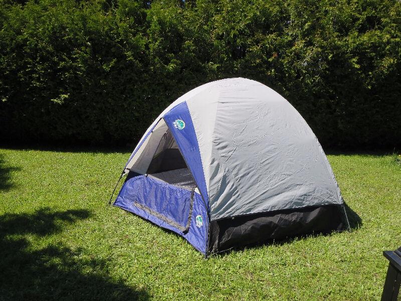 +5 & Tente de camping - Marque Escort UV-Tex 5 | Fishing Camping ...