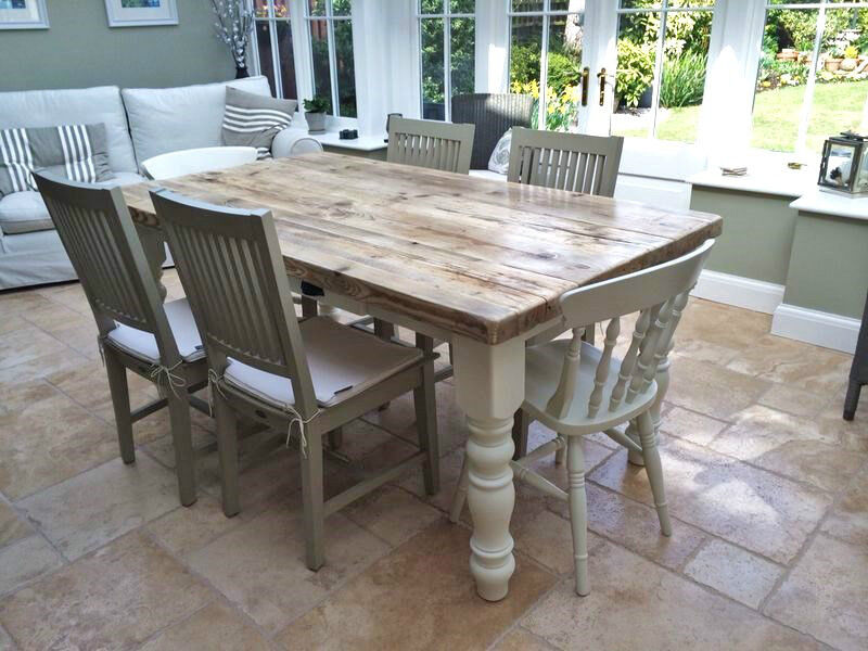 Country Style Dining Table Sets | Home Design