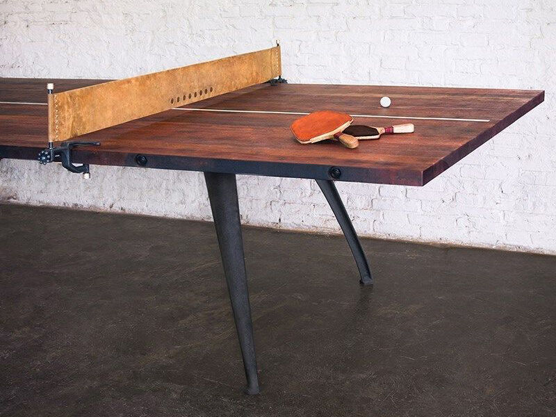 how to make industrial furniture