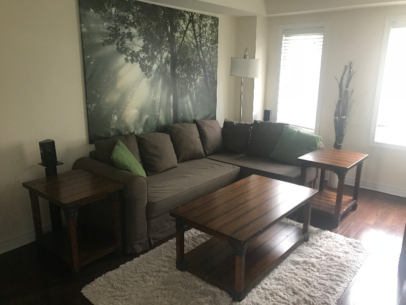 4 Piece Living Room Table Set | Coffee Tables | Oakville / Halton Region |  Kijiji