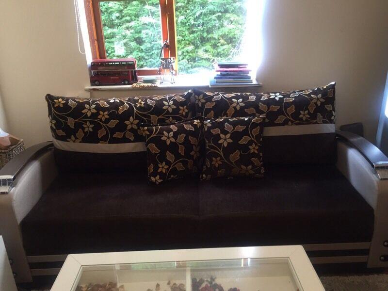 Luxurious Arabian Turkish Style Sofa Beds