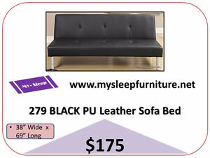 KLIK KLAK FUTON SOFA BED Warehouse Many Models Delivery $25 U0026 Up