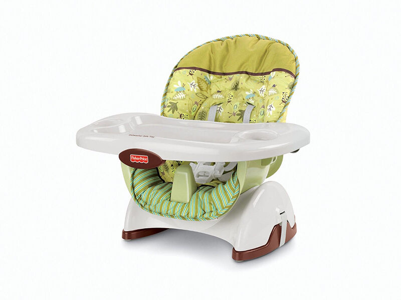 Captivating Fisher Price SpaceSaver   Top 5 High Chairs For Toddlers EBay Amazing Pictures