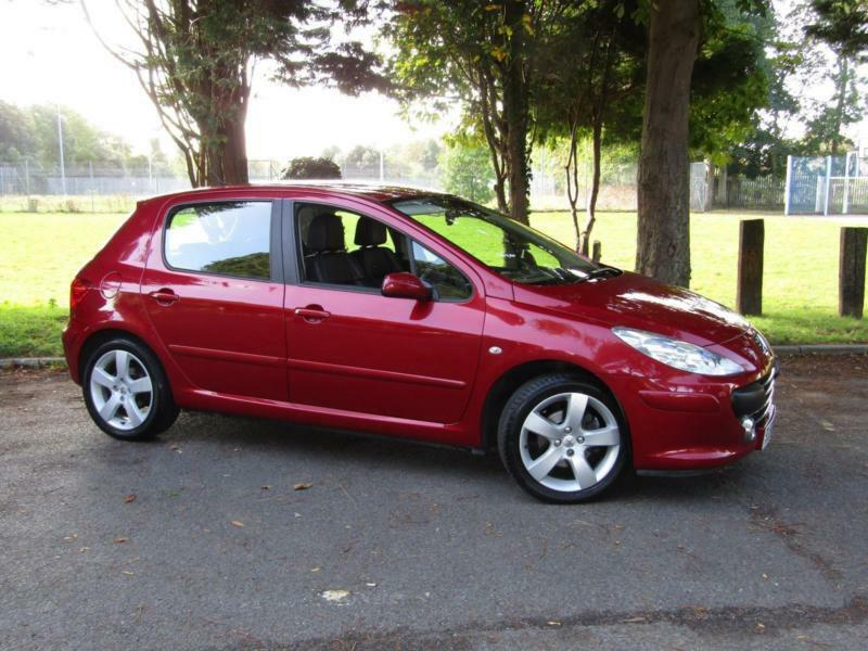 Peugeot 307 1.6 16v Sport AUTOMATIC**SUPER LOW MILEAGE CARS**1 OWNER