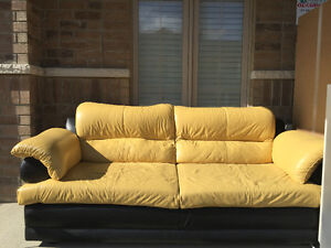 Quick Leather Couch Couches Futons Mississauga L