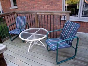 Patio Table U0026 Chairs