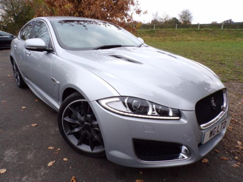2011 Jaguar XF 5.0 V8 Supercharged XFR 4dr Auto.. New Shape! Parking Pack
