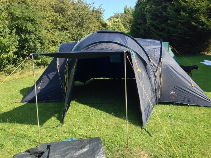 6 man dome tent. C&ing holiday. Wynnster cormorant 6 & 6 man dome tent. Camping holiday. Wynnster cormorant 6 | in ...