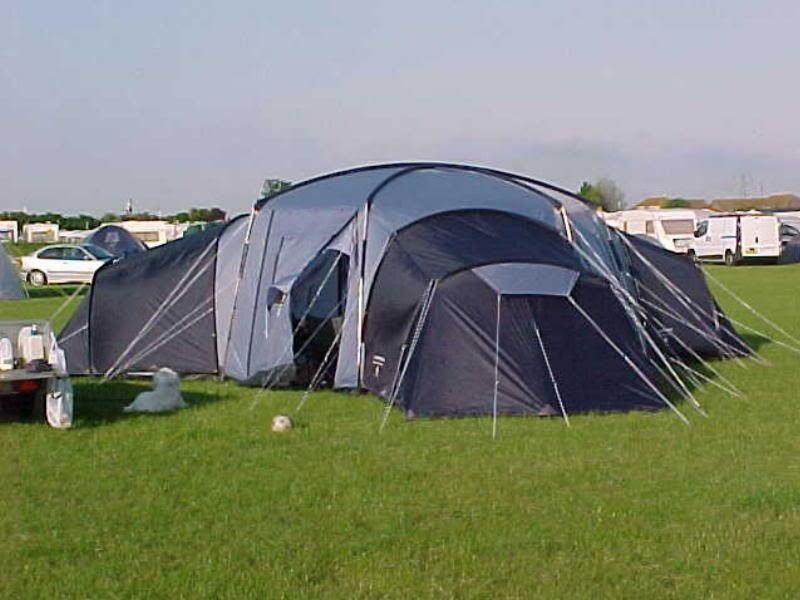 Large 10 man 3 bedroom tent & Large 10 man 3 bedroom tent | in Sunderland Tyne and Wear | Gumtree