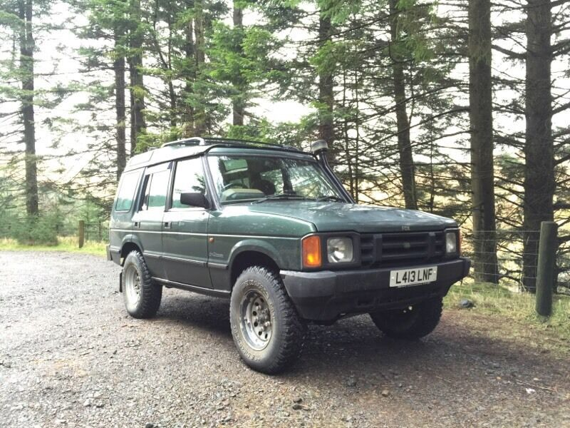 Low Mileage Discovery 1 3.9 V8 Auto Swap for Roof tent or Discovery 3 roofrack & Low Mileage Discovery 1 3.9 V8 Auto Swap for Roof tent or ...