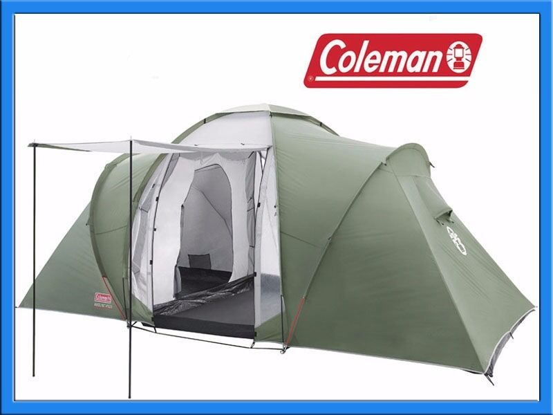 Coleman Ridgeline plus 4 man 2 bedroom tent Brand new with tags cost £210  sc 1 st  Gumtree & Coleman Ridgeline plus 4 man 2 bedroom tent Brand new with tags ...