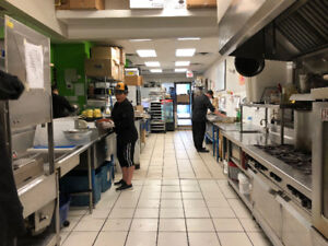 1500 SQFT COMMERCIAL KITCHEN SPACE FOR RENT IN OTTAWA