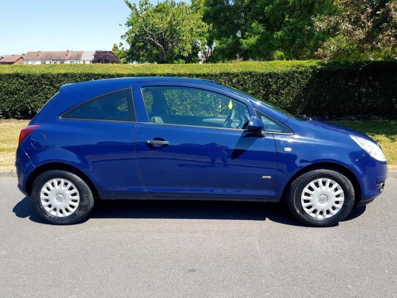 VAUXHALL CORSA 1.0 (12v) LIFE - 3 DOOR - 2009 - BLUE **NEW SHAPE ** | in Croydon London | Gumtree & VAUXHALL CORSA 1.0 (12v) LIFE - 3 DOOR - 2009 - BLUE **NEW SHAPE ...