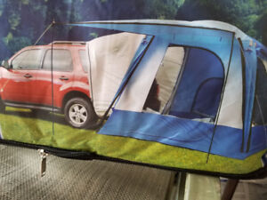 SUV TENT - Attaches to back of any SUV & Suv Tent | Buy u0026 Sell Items From Clothing to Furniture and ...