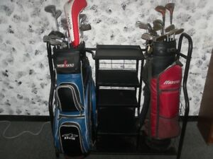 Golf Bag Storage Unit