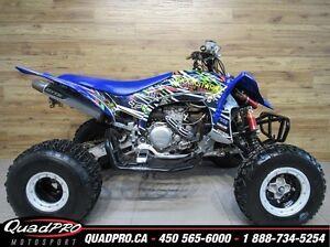 2013 Yamaha YFZ450 36.65$/SEMAINE