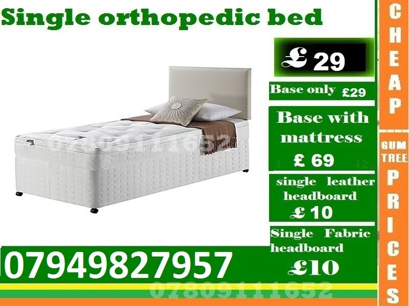 single ortopaedic Base Double and kingsize Beddingin Islington, LondonGumtree - Special Christmas Sale Our Items are available at half of market prices Condition Brand New Delivery Same day Contact Us