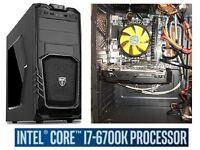 Core i7-6700K Desktop Gaming PC