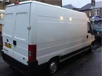 Expert and friendly 24/7 cheap man with van hire from £15/hr Call or text Ali