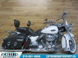 2012 Harley-Davidson FLHR Road King 103 ABS - 80.40$/SEM
