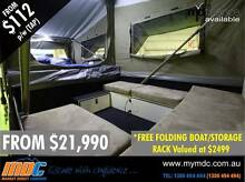 Camper Trailer - FORWARD FOLD CRUIZER HIGHSIDE Burton Salisbury Area Preview
