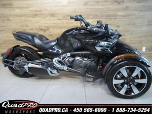 2015 Can-Am Spyder F3S SE6 67.61$/SEMAINE