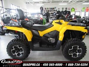 2013 Can-Am Outlander Max 650 XT 52.01$/SEMAINE
