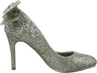 Silver size 6 Miss KG shoes- band bew