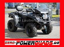 "CFMOTO CForce 820 XL One  4x4 LOF ""Mud-Umbau"""