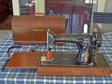 "Singer Sewing Machine, ""201K"", 1953 Bilinga Gold Coast South Preview"