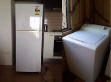 COMBO DEAL FRIDGE AND WASHER CAN DELIVERY Blackburn North Whitehorse Area Preview