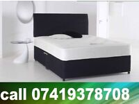 First-Class Single-Double-King Sizes base with Mattress
