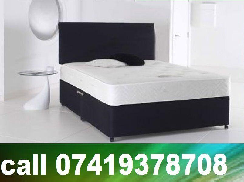 DoubleKing Sizes Bed Mattressin Heathrow, LondonGumtree - (Bed Base 9 Inch Thick Deep Quilt Mattress For Single Size (59 GBP) (Bed Base 9 Inch Thick Deep Quilt Mattress For Double Size (79 GBP) (Bed Base 9 Inch Thick Deep Quilt Mattress ForKing Size (99 GBP) (Bed Base 10 Inch Thick Orthopedic Mattress For...
