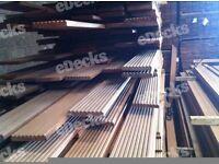 Hardwood Decking - Yellow Balau (Teak wood)