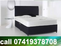 Double and King Size Base available , Bedding