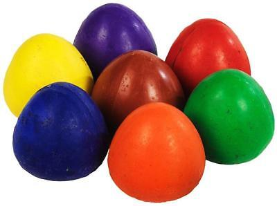 Scolaquip - CEG/8/A - Chubbi Eggs Crayons - Pack Of 8 Colours