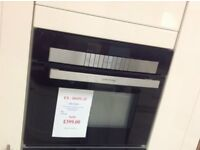 Ex-Display Grundig oven/microwave