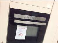 Ex-Display Grundig oven/microwave