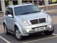 *NEW SHAPE* Rexton II 2.7 SX AWD same as Mercedes ML 270 4x4 nissan navara range rover shogun