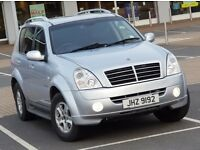 *NEW SHAPE* Rexton II 2.7 SX AWD same as Mercedes ML 270 4x4 nissan navara land rover BMW X5 Shogun