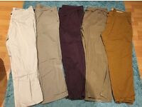 Men's trousers XXL