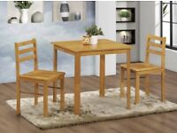Small square dining table only